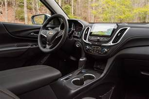 Chevrolet Equinox Seating 2018 Chevrolet Equinox Drive Review Big Bet