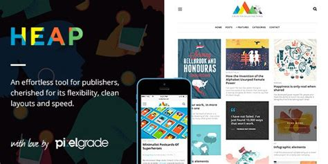themeforest purchase code crack heap a snappy responsive wordpress blog theme download