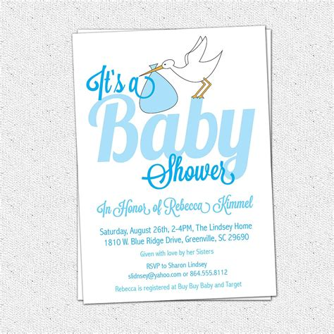 free baby boy shower invitations templates free baby shower invitation templates free baby shower