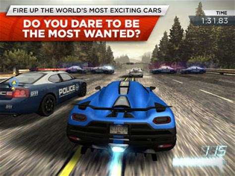 how to need for speed most wanted apk need for speed most wanted apk data version free run4games
