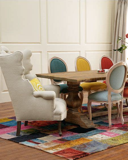colorful dining room chairs elegant and colorful dining room furniture