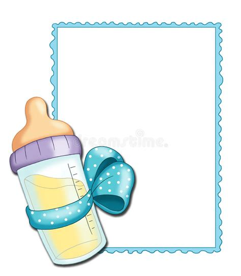 clipart bambino blocco per grafici con la bottiglia di bambino