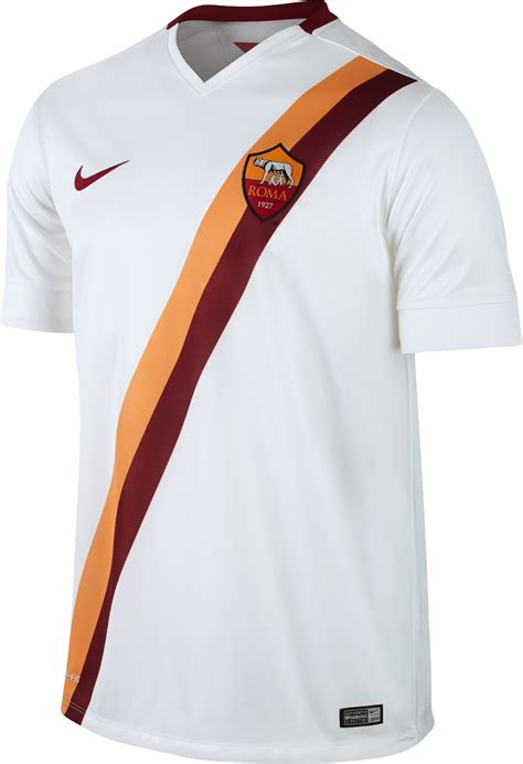 day sports as roma 2014 15 home away and third