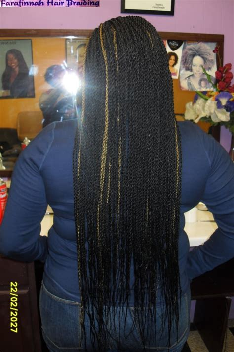 how long do i keep sengalase twist in senegalese twist 1 yelp