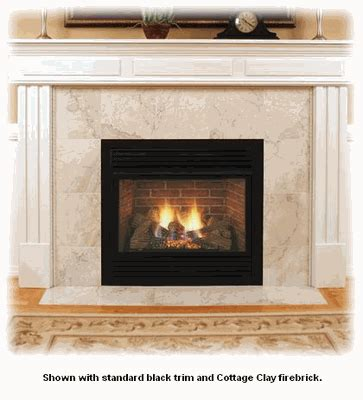 Monessen Fireplace Review by Monessen Dfs36c 36 Inch Vent Free Fireplace System With