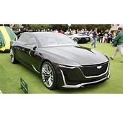 2016 Cadillac Escala  Top Speed