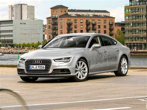 Audi A7 Facelift by Audi A7 Facelift технически данни и характеристики
