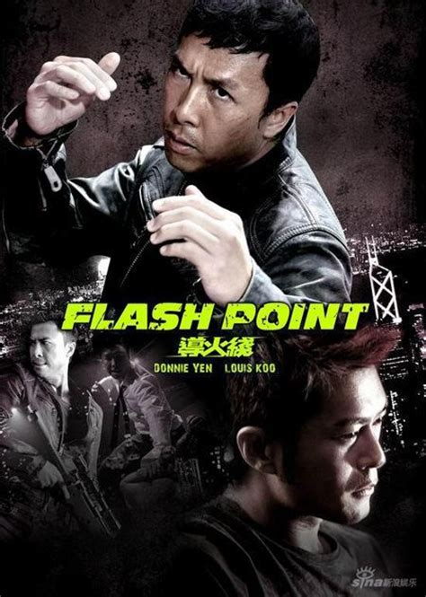 film cina dony yen flashpoint with donnie yen