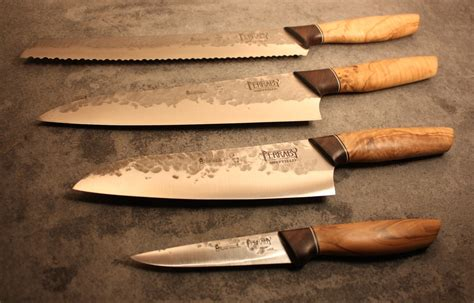 handmade kitchen knives ferraby knives ferraby knives
