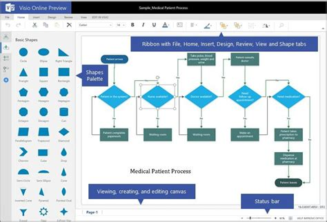free flowchart software like visio top 12 free alternatives to visio for mac