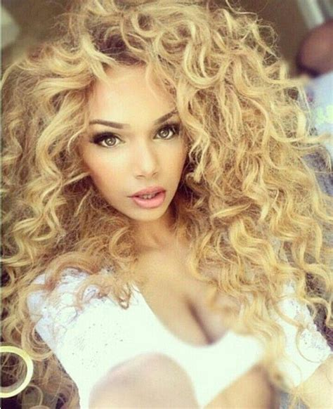 wife with curly perm ombre hair dye curly hair and hair on pinterest
