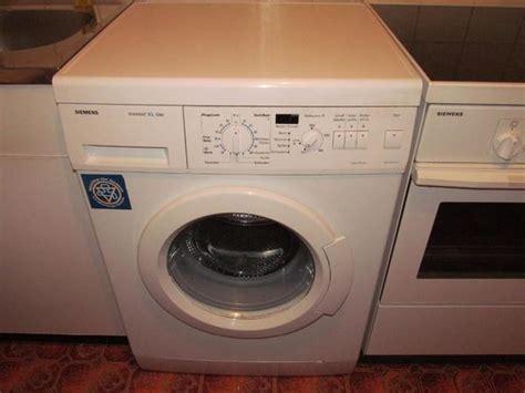 Siemens Siwamat Xl 1280 6529 by Siemens Waschmaschinen Neu Und Gebraucht Kaufen Bei