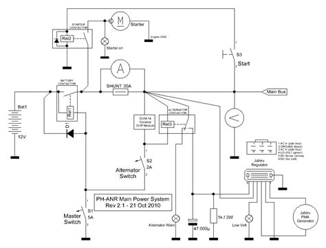 wiring diagram cessna 12 volt alternator hartzell