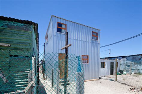 Affordable Housing Plans And Design urban think tank s empower shack could reshape the face of