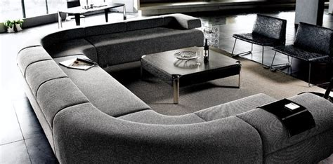 u shaped couch living room furniture interior design ideas architecture blog modern design