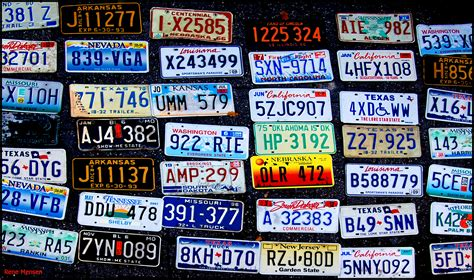 Records License Plates Out Of State And Out Of Pocket Daily Bruin