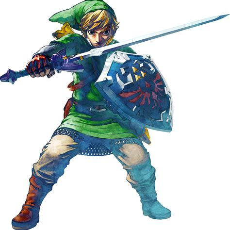 skyward sword which version of link do you think is the most kick