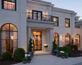 Classical House Design by 25 Best Ideas About Classic House Exterior On Pinterest