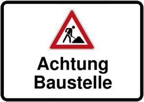 Baustellenschild Anbringen by Baustellenschild Schild Downloaden Und Drucken