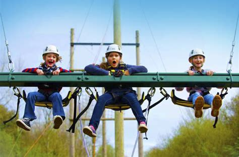 king swing king swing at valley adventure centre visit jersey