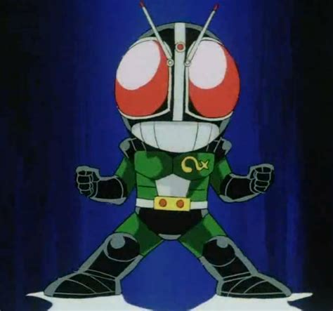 Original Mighty Riders Collection Kamen Rider Zx kamen rider black rx sd kamen rider wiki fandom powered by wikia