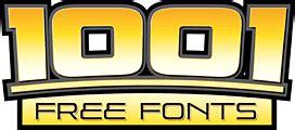 banco de sonido ministerio urban fonts todo tipo de fuentes bajo licencias creative