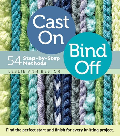 casting off in pattern knitting cast on bind off for knitting patterns