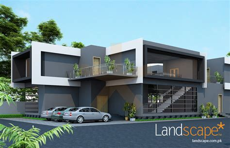 What Is Interior Designing Elevation Of Residence In Dubai Uae Landscape Pvt Ltd