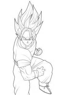 draw goku ssj1