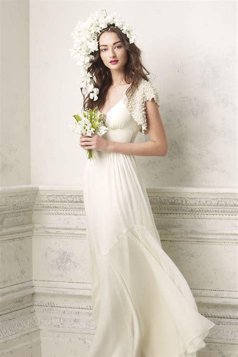 desain gamis simpel elegan simple elegant wedding dresses 5s4drt yourmomhatesthis