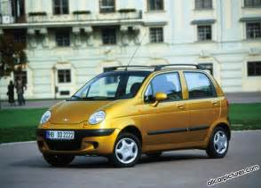Daewoo Cars Reviews Daewoo Matiz Photos Reviews News Specs Buy Car