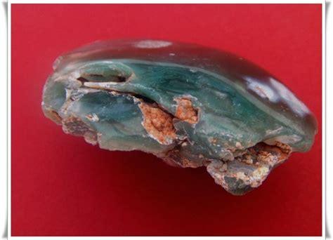 Green Calsedon emerald green chalcedony steine edelsteine mit