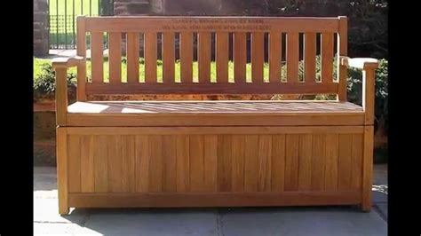 outdoor wood storage bench outdoor wood storage bench waterproof
