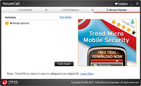 housecall trend trend micro housecall download