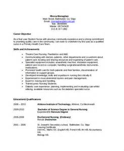 general resume sles charming resume objective exle for sales resume sles