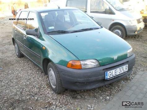 fiat punto 1997 car fiat punto classic pictures