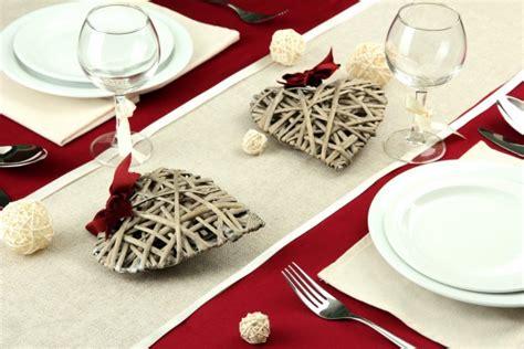 san valentino tavola la mise en place di san valentino come apparecchiare la
