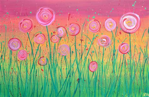 acrylic painting background ideas 16 best photos of whimsical canvas painting ideas