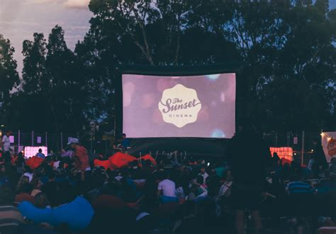 Sunset Cinema Botanic Gardens Sunset Cinema Is Back In Melbourne Broadsheet