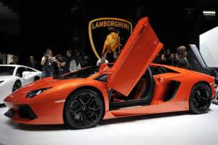 Top 10 Fastest Lamborghini Cars 10 Lamborghini Aventador Top 10 Fastest Cars In The