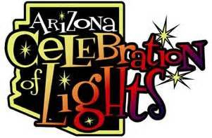 arizona celebration of lights what was the arizona celebration of lights