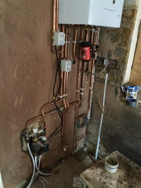 Evolution Plumbing And Heating by Plumbing Heating Room In Thame Oxfordshire