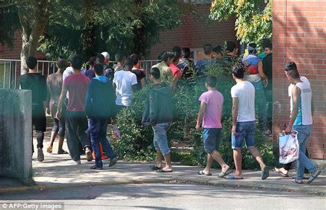 refugee rape germany s giessen asylum centre rife in rape and child