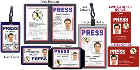 ains press credentials special renewal order form