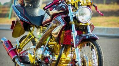 Gir Belakang Asli Untuk Vixion 42t modifikasi yamaha v ixion 2012 musibah jadi berkah