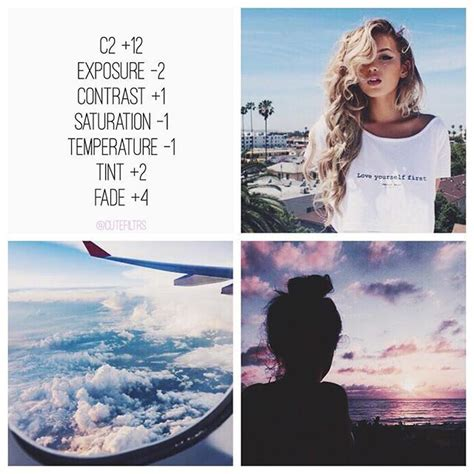tutorial edit pake vsco 90 best vsco filter setting you can try selfie and
