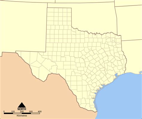 blank map of texas file texas counties blank map png