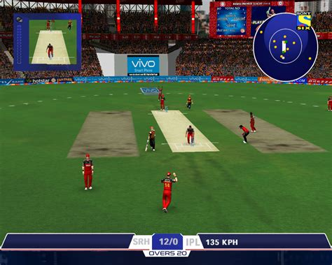 cricket link vivo indian premier league 2016 patch for cricket 07 by hd