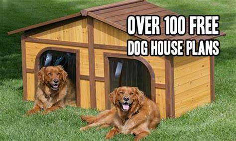 free dog house blueprints over 100 free dog house plans 187 iseeidoimake