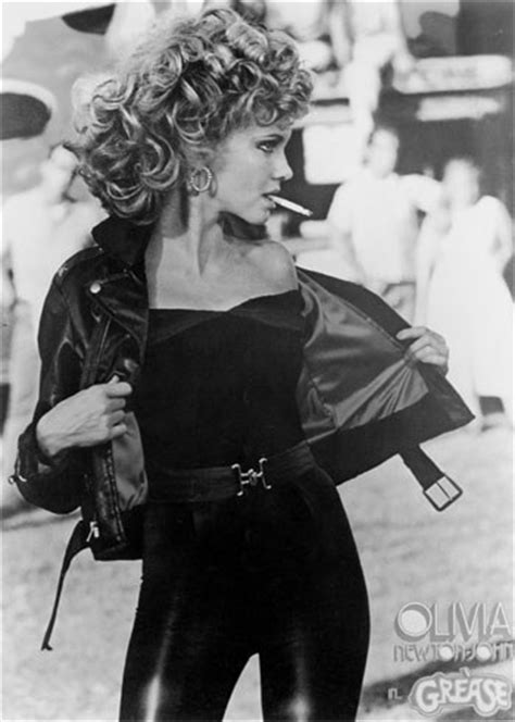 olivia newton john leather pants 21 things you didn t know about the movie quot grease quot